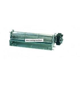Вентилятор тангенциальный 240 мм,Ø60  L