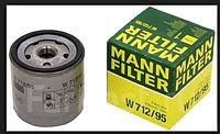 Масляный фильтр MANN W712\95