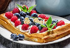 Сухая Смесь для бельгийских вафель не сладкая