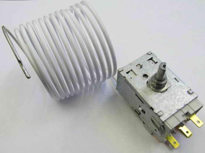 Терморегулятор для холодильника    К59-L1275