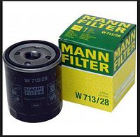 Масляный фильтр MANN W713\28