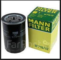 Масляный фильтр MANN W719\12