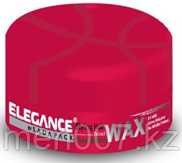 Воск для волос с маслом ши Elegance для сильной фиксацией и придающий дополнительный объем 140 гр.