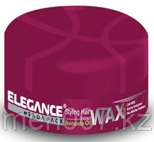 Воск для волос с маслом авокадо Elegance для сильной фиксацией и придающий дополнительный объем 140 гр.