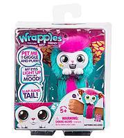 Little Live Pets Wrapples Интерактивная зверюшка браслет Flutta