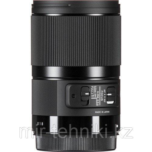 Объектив Sigma 70mm f/2.8 DG Macro Art Canon