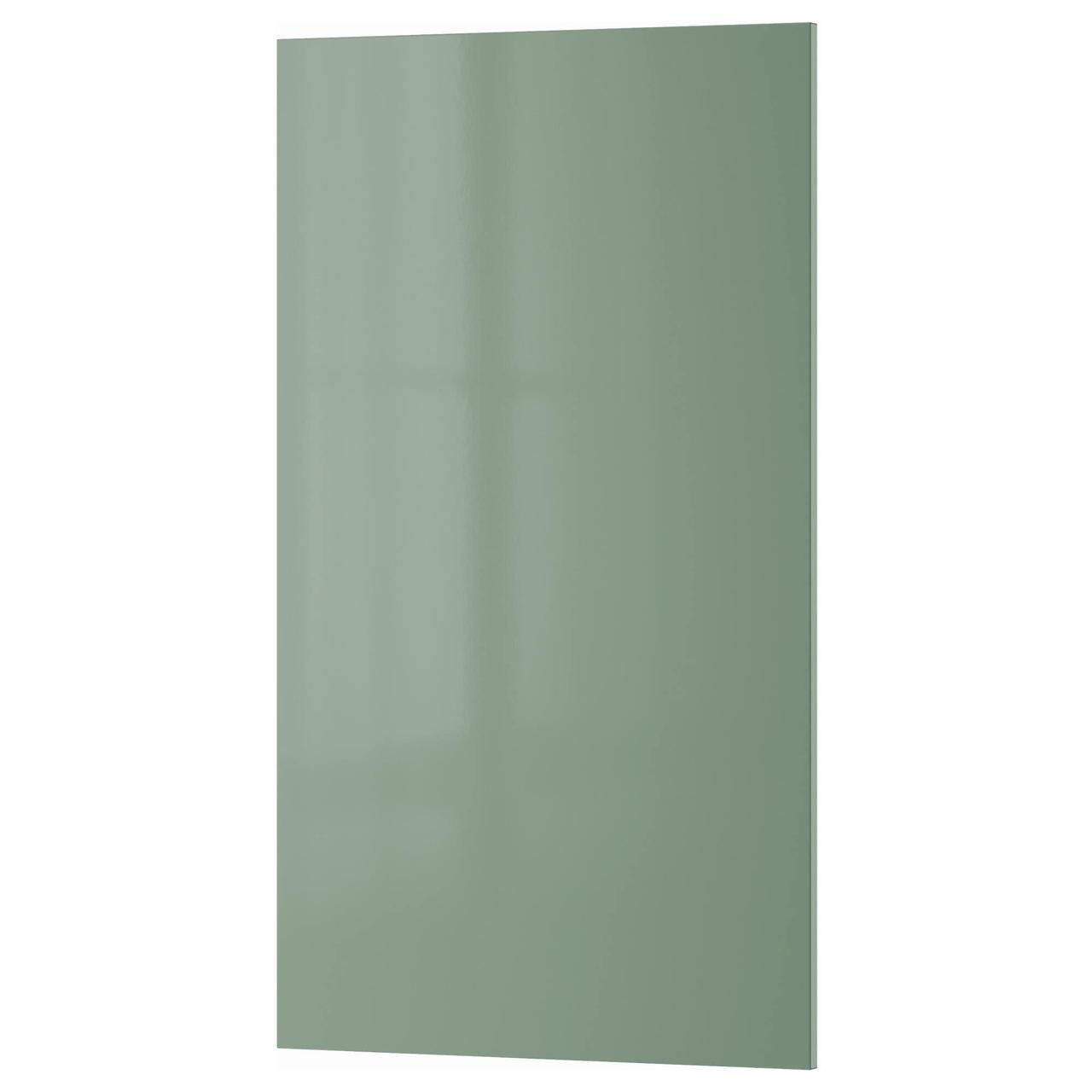 КАЛЛАРП Фронт панель для посудом машины, глянцевый светло-зеленый