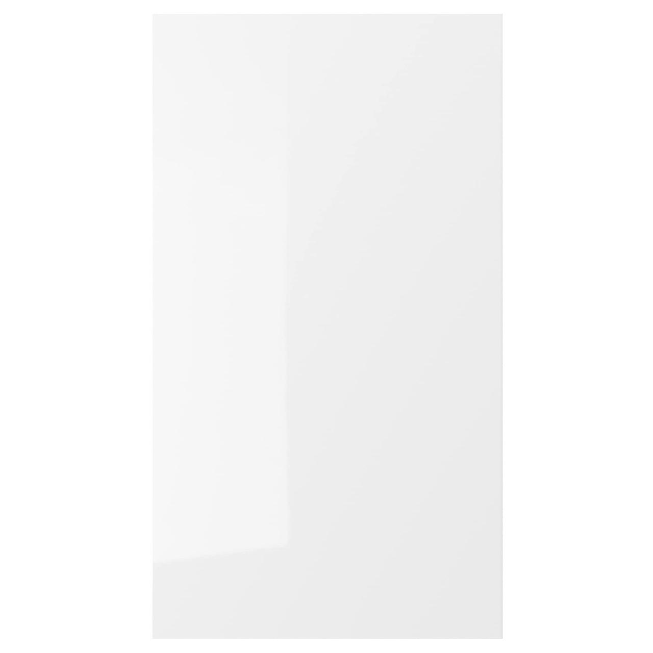 РИНГУЛЬТ Фронт панель для посудом машины, глянцевый белый