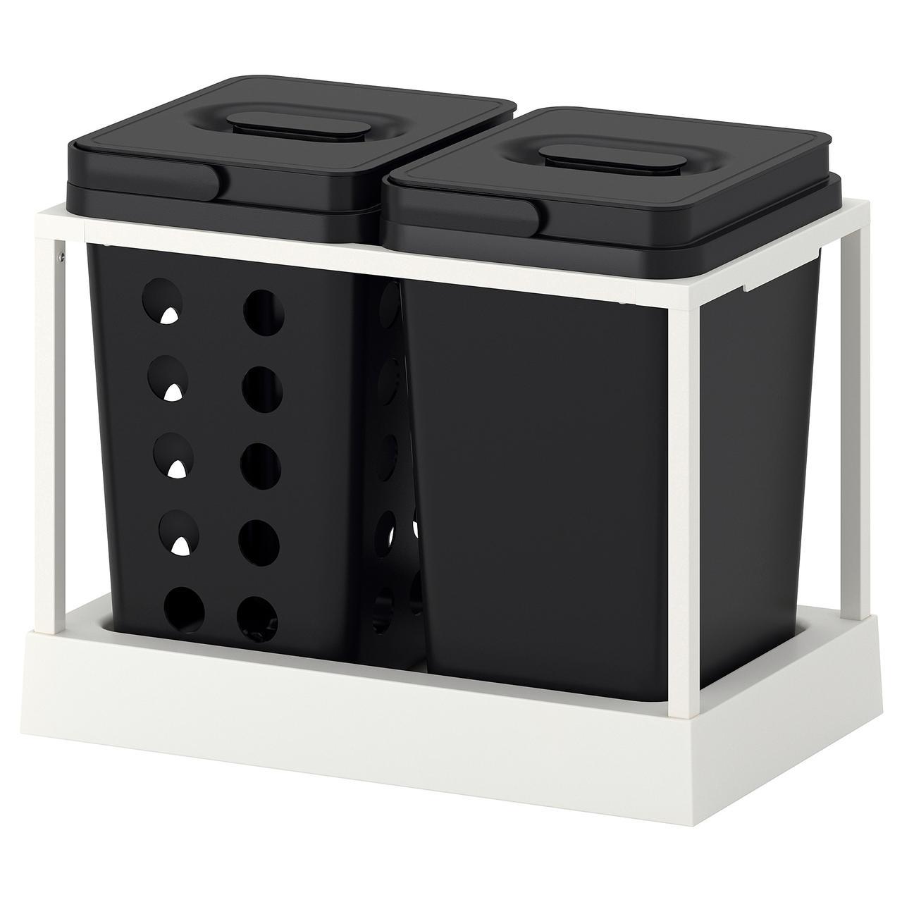 ВАРЬЕРА / УТРУСТА Мусорные контейнеры для шкафа