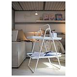 ВИГГИА Подставка для подноса, белый, фото 3