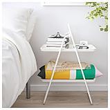 ВИГГИА Подставка для подноса, белый, фото 5