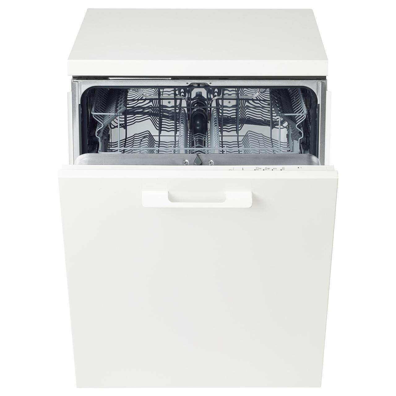 ЛАГАН Встраиваемая посудомоечная машина, белый