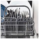 ЛАГАН Встраиваемая посудомоечная машина, белый, фото 4