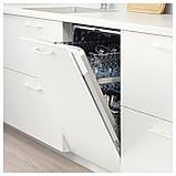 ЛАГАН Встраиваемая посудомоечная машина, белый, фото 5