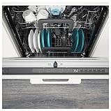 СКИНАНДЕ Встраиваемая посудомоечная машина, серый, фото 3