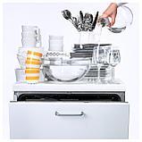 ХИГИЕНИСК Встраиваемая посудомоечная машина, фото 8