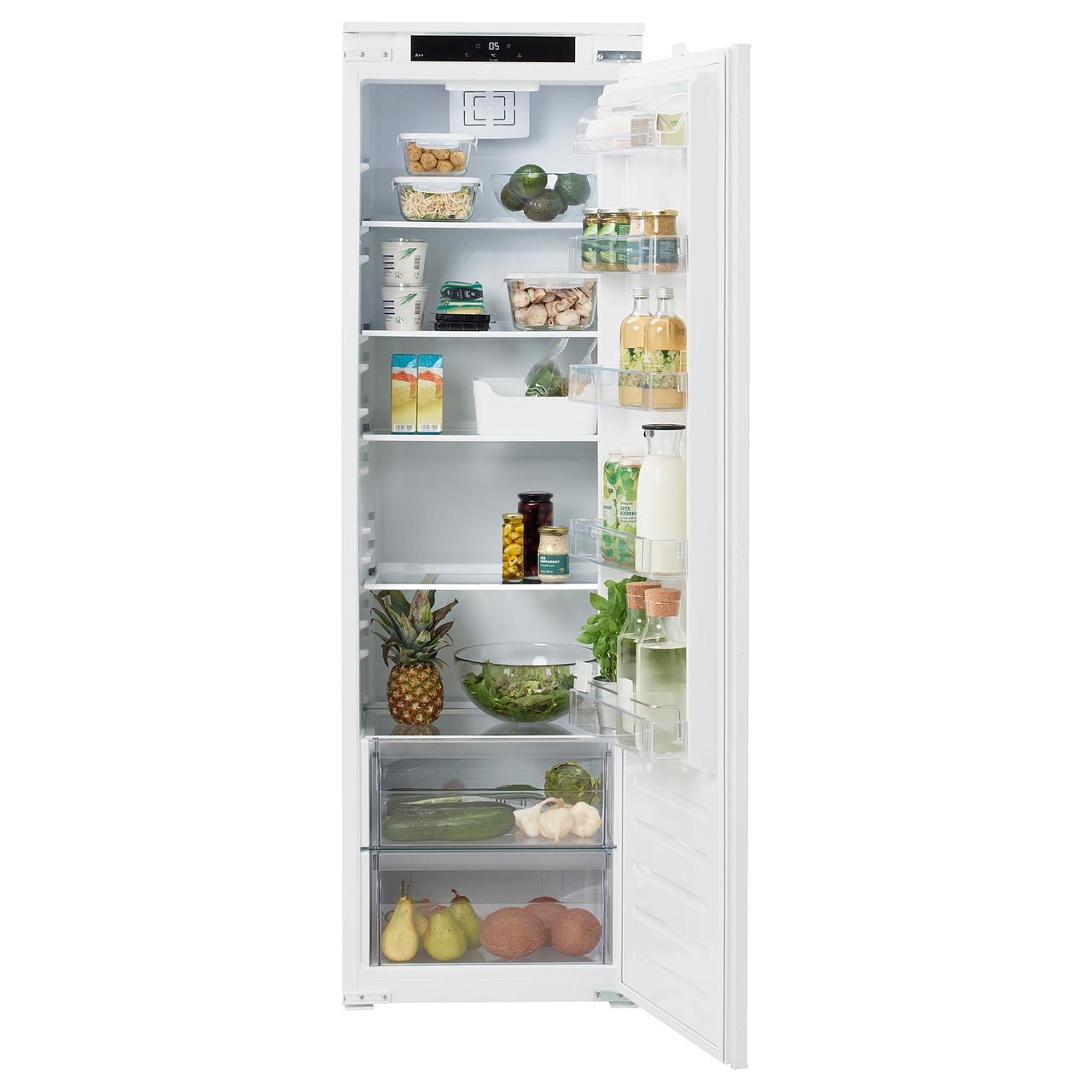 ФРОСТИГ Встраиваемый холодильник А+, белый