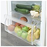 ФРОСТИГ Встраиваемый холодильник А+, белый, фото 4