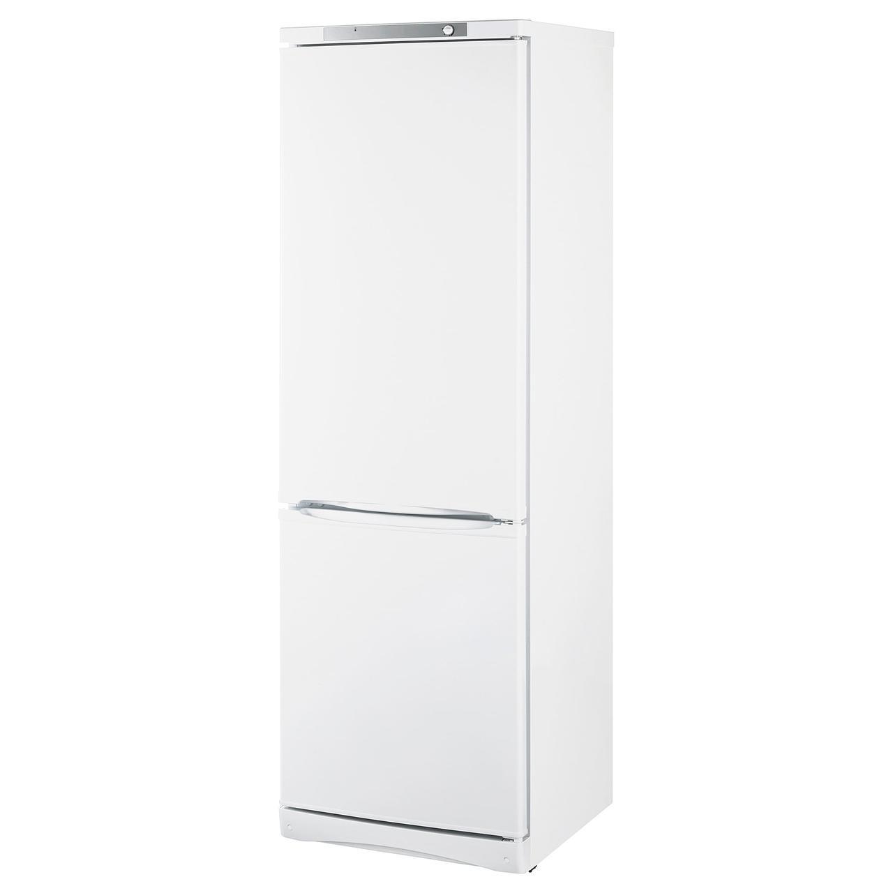 НЕДИСАД Холодильник/ морозильник, белый