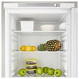 НЕДИСАД Холодильник/ морозильник, белый, фото 5