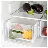 НЕДИСАД Холодильник/ морозильник, белый, фото 6