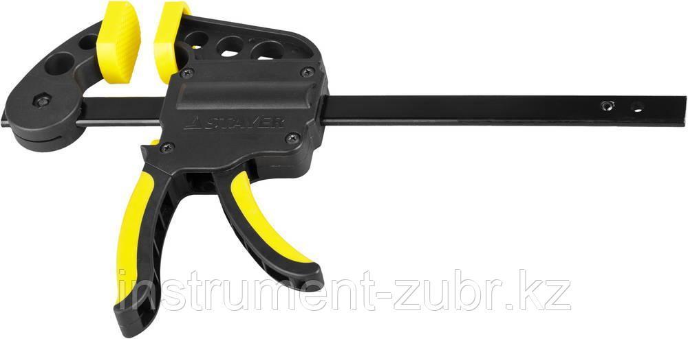 Струбцина пистолетная 150/60 мм HERCULES-P HP-15/6, STAYER