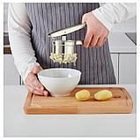 ИДЕАЛИСК Пресс для картофеля, нержавеющ сталь, фото 2