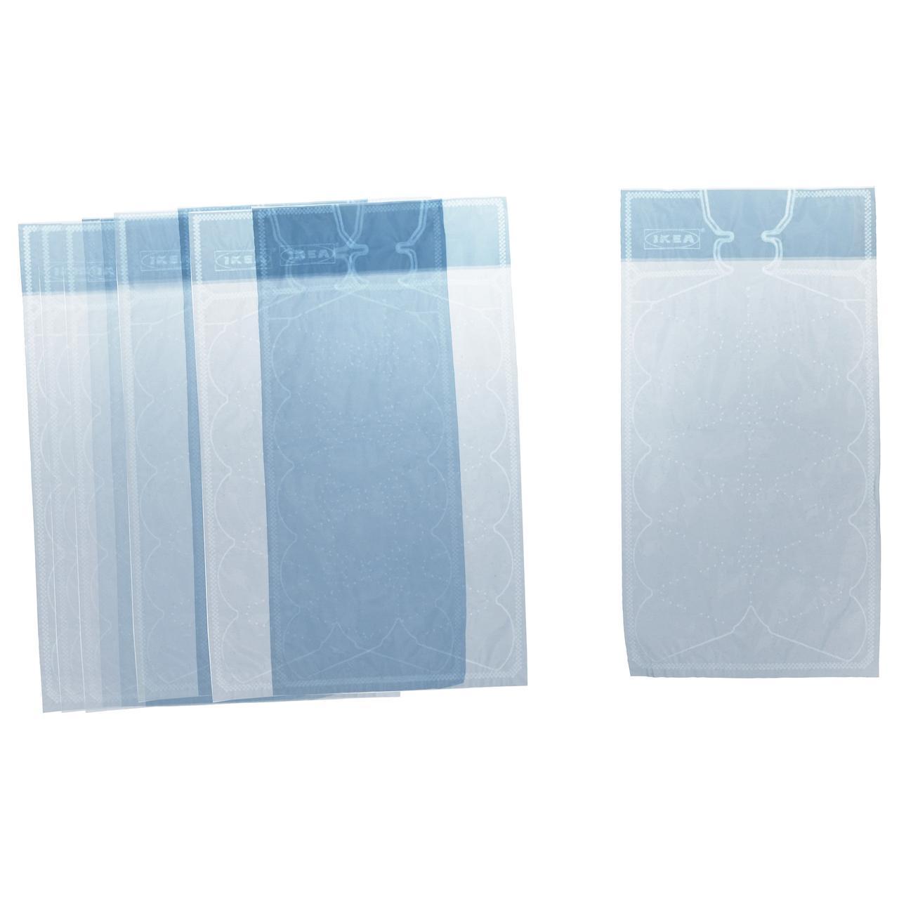 ИСИГА Пакет д/кубиков льда, голубой