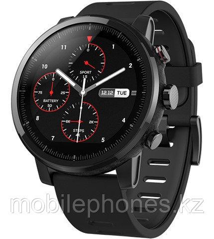 Смарт часы Xiaomi Amazfit Stratos Black