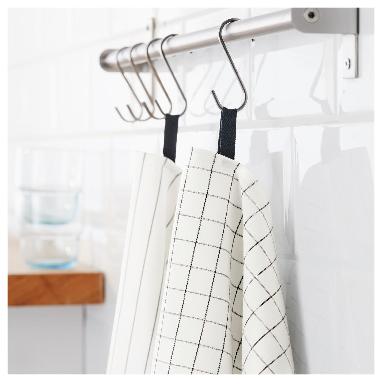 ИКЕА/365+ Полотенце кухонное, белый