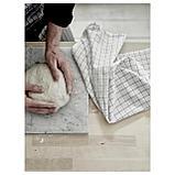ИКЕА/365+ Полотенце кухонное, белый, фото 5