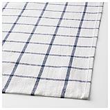 ЭЛЛИ Полотенце кухонное, белый, синий, фото 4