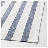 ЭЛЛИ Полотенце кухонное, белый, синий, фото 5