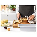 ВАРДАГЕН Форма для хлеба, серебристый, фото 4