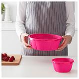 СОККЕРТАКА Форма д/выпечки, 2 предм, розовый, фото 2