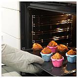СОККЕРТАКА Формочка для выпечки, разные цвета разные цвета, фото 3
