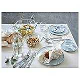 КРУСТАД Тарелка десертная, светло-серый, фото 2