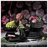 БАККИГ Тарелка, черный, фото 6