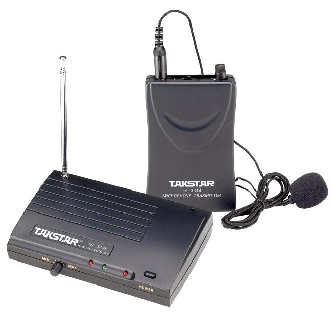 Петличный радиомикрофон Takstar TS-331B