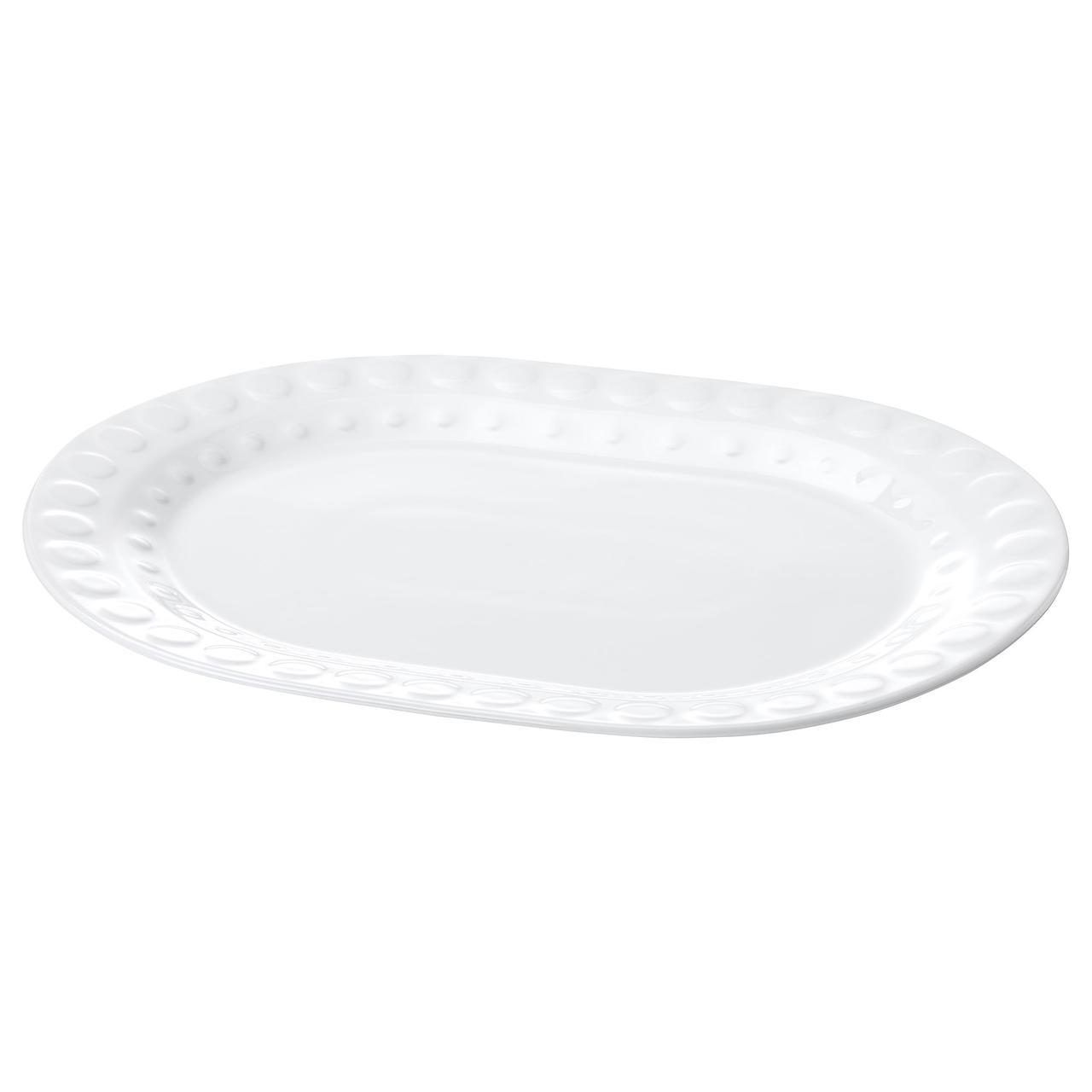 СОММАР 2019 Блюдо, белый