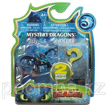 """Драконы Олуха """"Как приручить дракона"""" - Набор из 2 мини фигурок"""