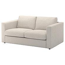 ВИМЛЕ 2-местный диван, Гуннаред бежевый