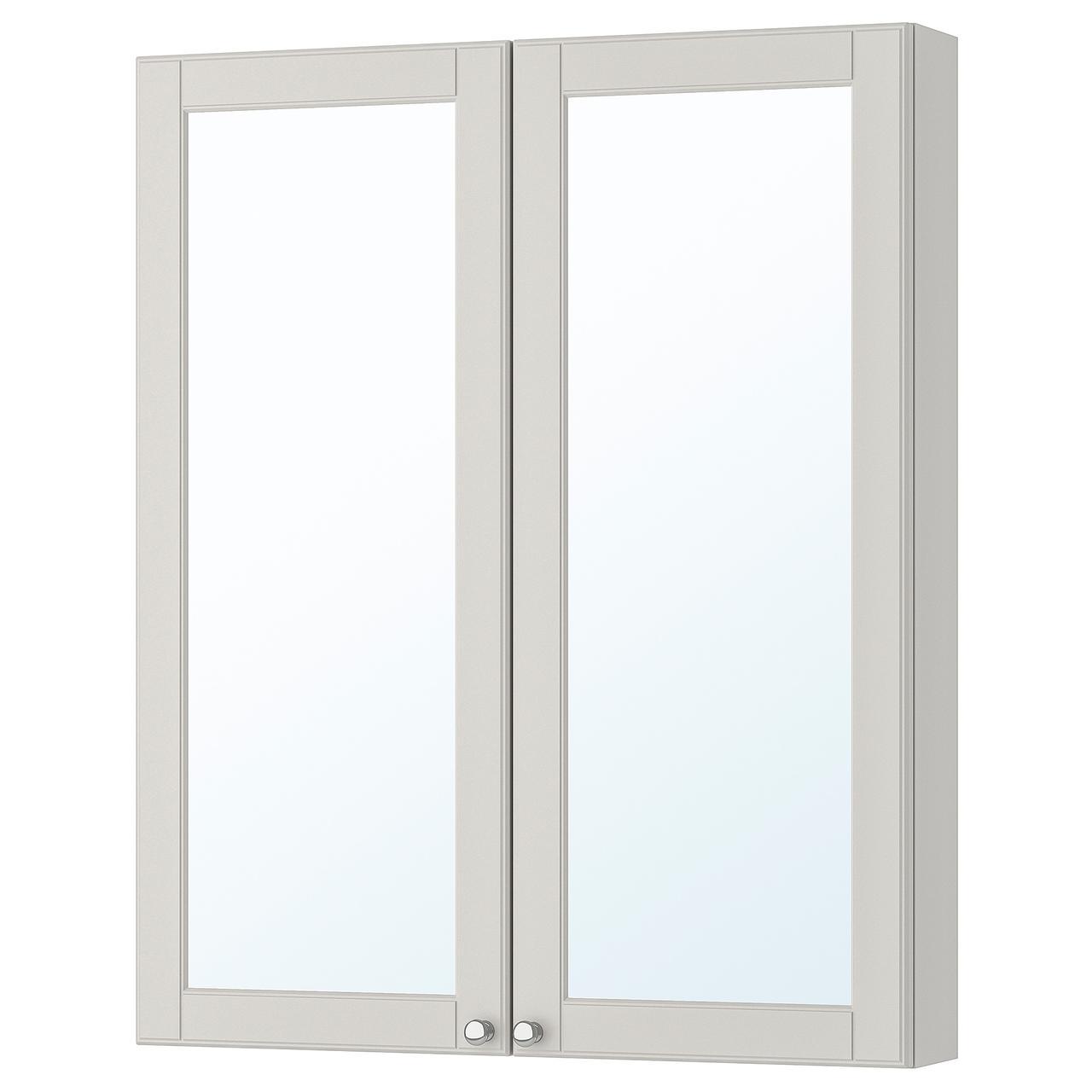 ГОДМОРГОН, Зеркальный шкаф с 2 дверцами