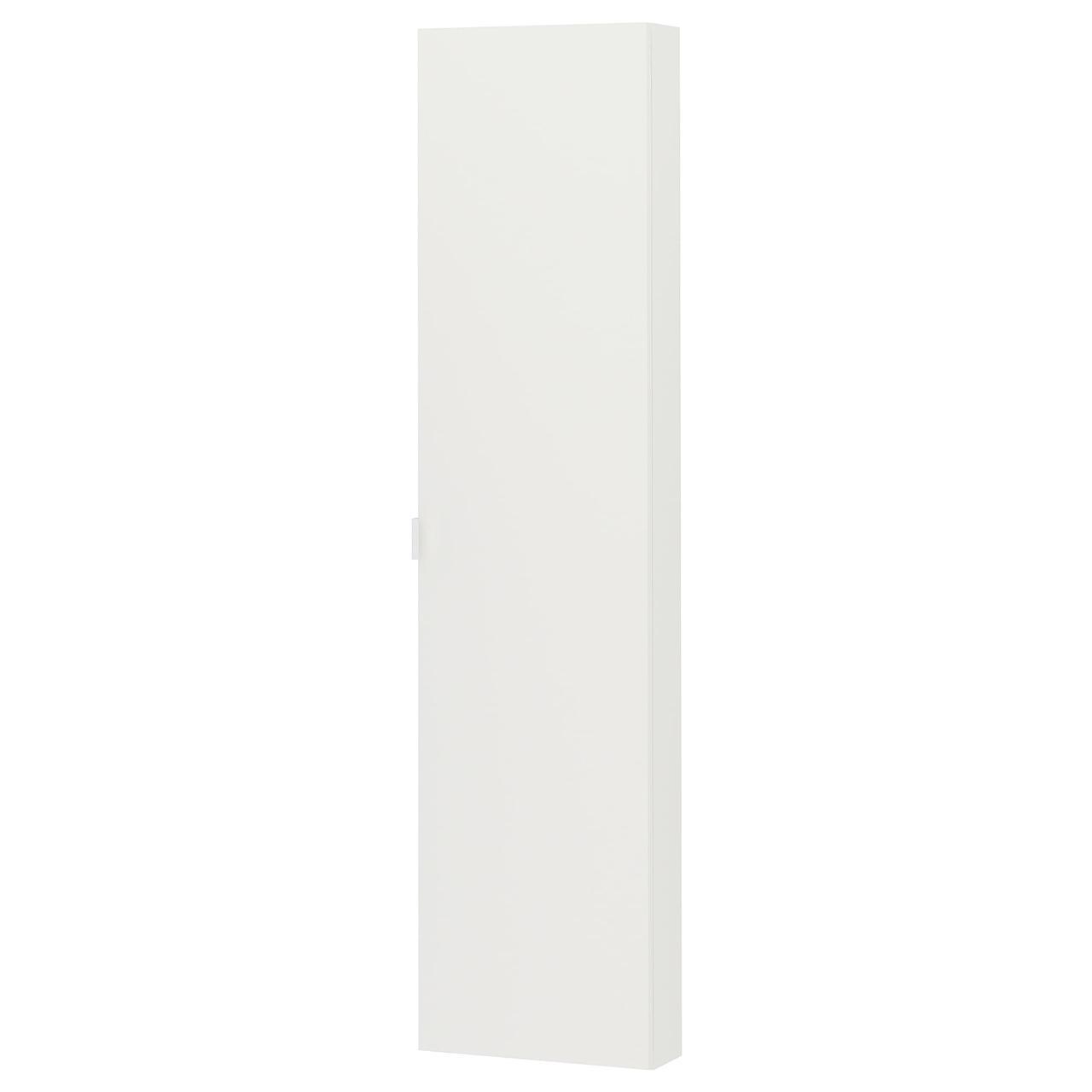 ЛИЛЛОНГЕН Навесной шкаф с 1 дверцей, белый