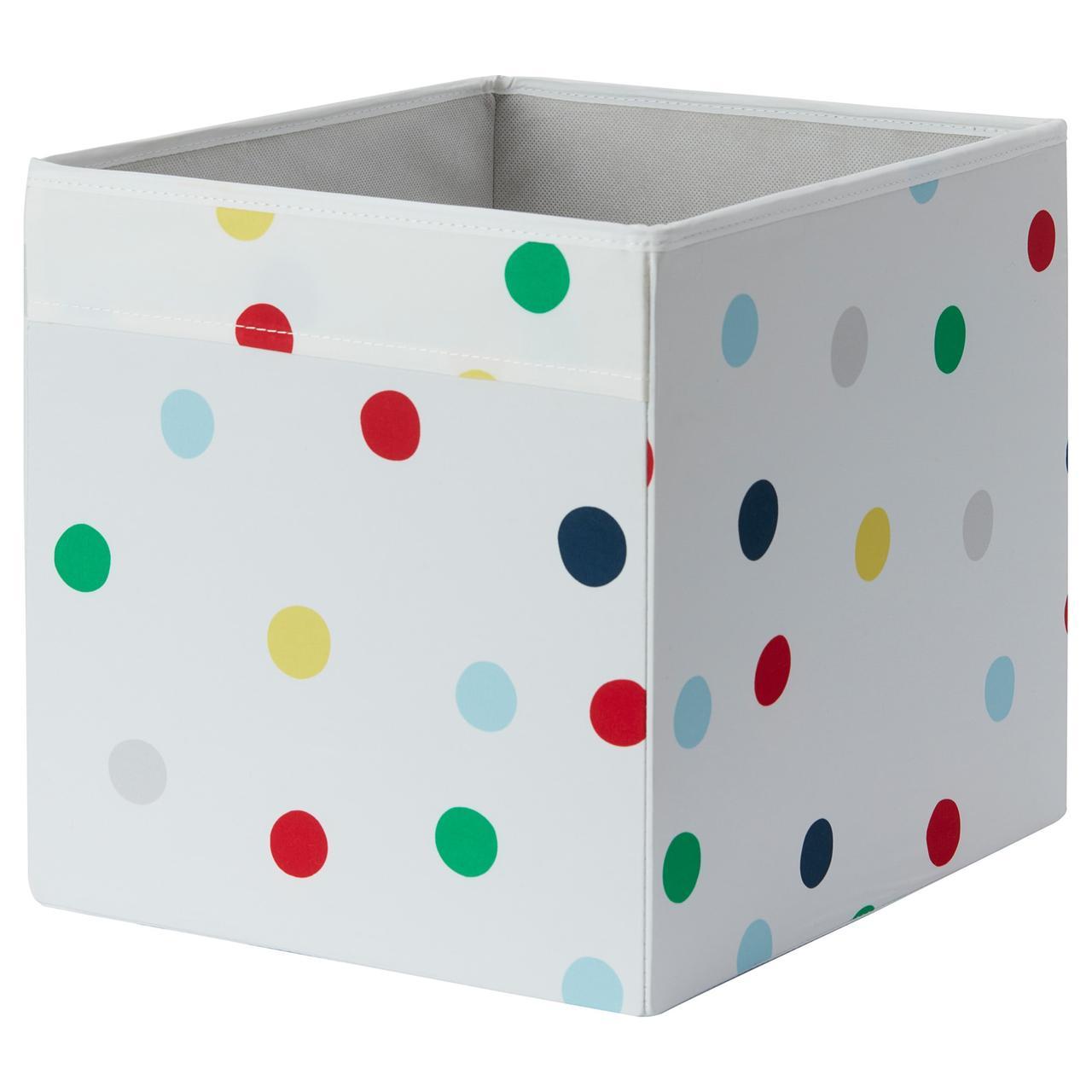 ДРЁНА Коробка, точечный