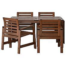 ЭПЛАРО, Стол+4 кресла, д/сада