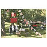 РЕСО Детский стол д/пикника, серо-коричневая морилка, фото 4