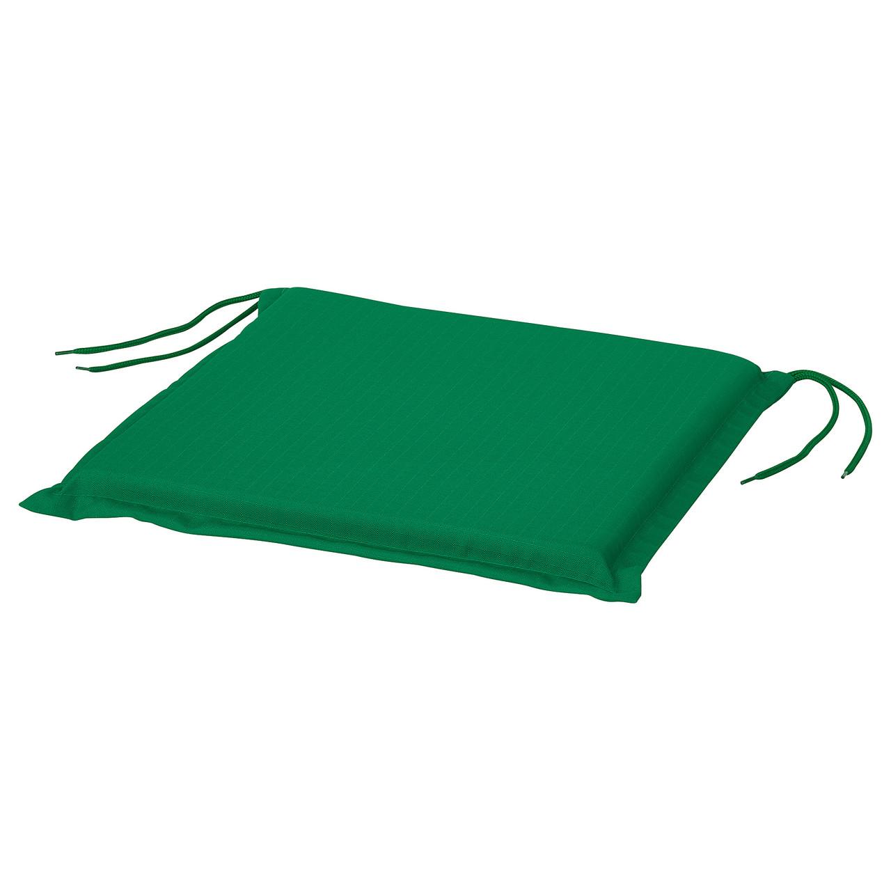 НЭСТОН Подушка на садовый стул, зеленый