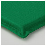 НЭСТОН Подушка на садовый стул, зеленый, фото 2