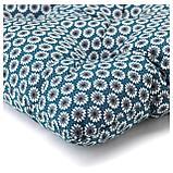 ИТТЕРОН Подушка на садовую мебель, синий, фото 3